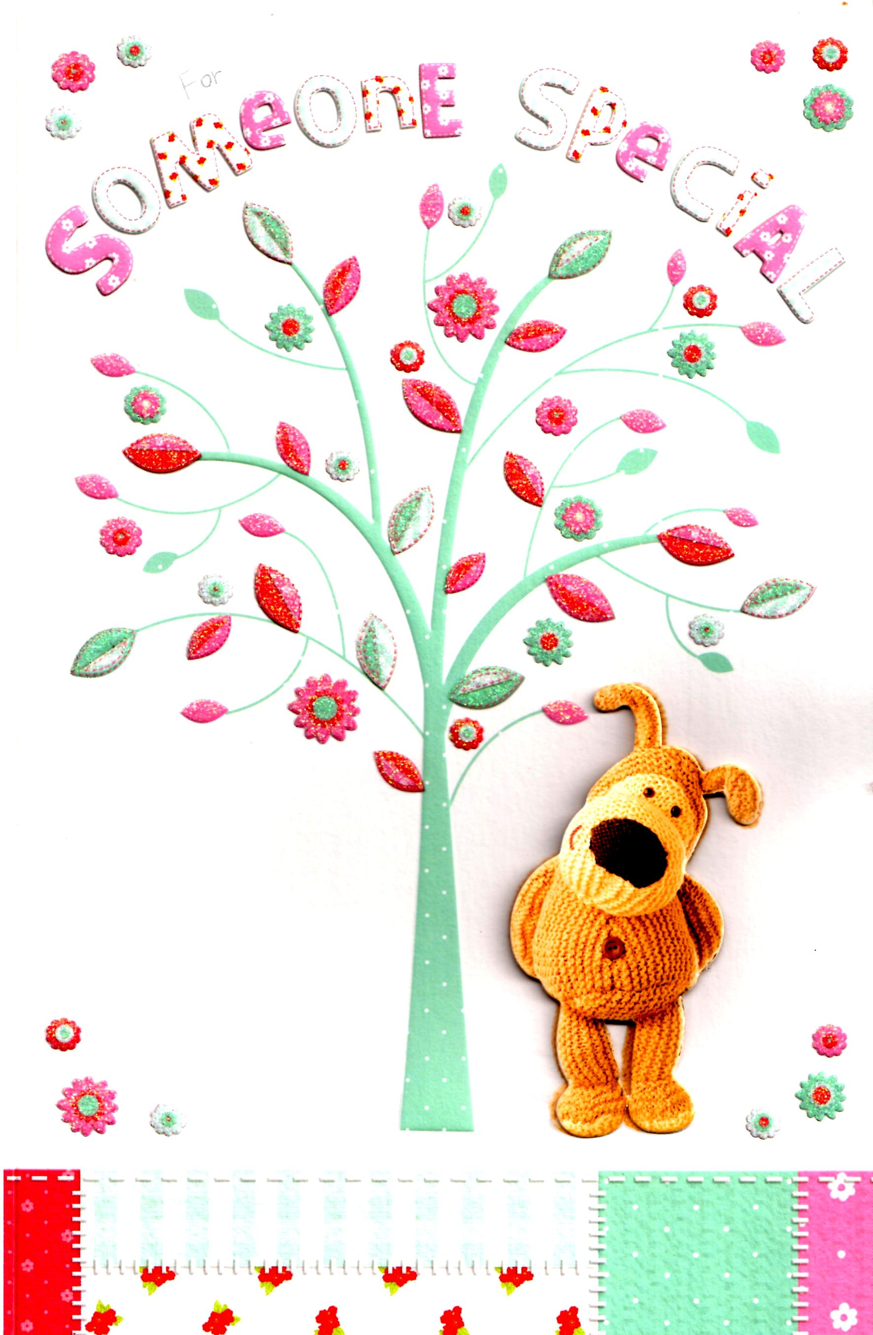 Boofle For Someone Special Mothers Day Card Lovely Greeting Cards