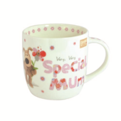 Boofle Special Mum China Mug In Gift Box