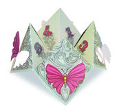 Butterfly Chatterbox Greeting Card