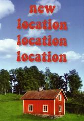 New Home Location Location Funny Greeting Card