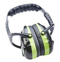 Beeswift QED 27 Ear Defenders SNR27 EN352-1:2002