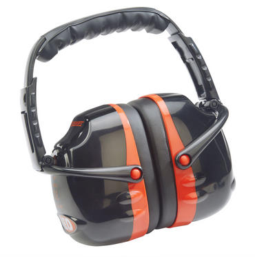 Beeswift QED33 Ear Defenders SNR33 Black/Red