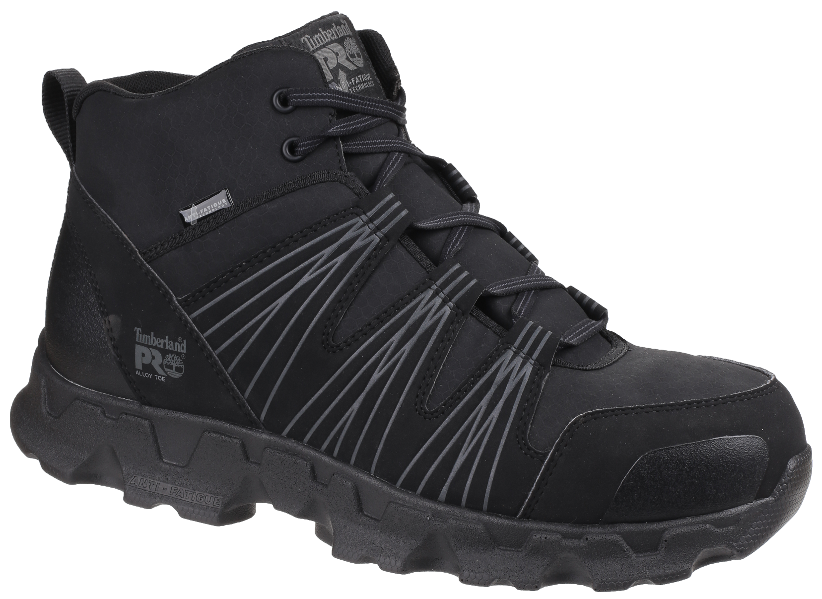 Timberland Pro Powertrain Mid Safety Boots The Safety Shack