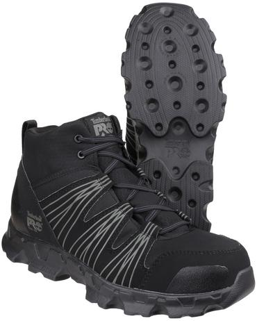 Timberland Pro Powertrain Mid Safety Boots Thumbnail 3