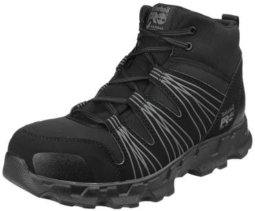 Timberland Pro Powertrain Mid Safety Boots Thumbnail 6