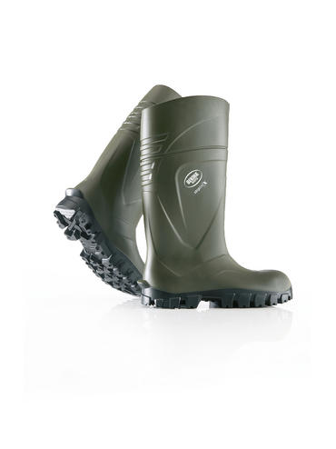 Bekina Steplite X Full Safety Welly Green