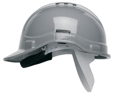 Scott HC300 Grey Vented Safety Helmet