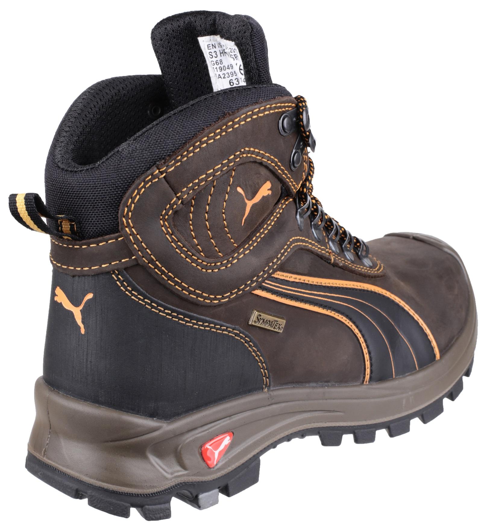 best website 1a76d c0c75 Puma Sierra Nevada Mid Safety Boots