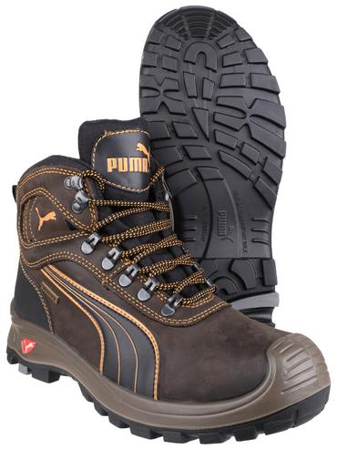 Puma Sierra Nevada Mid Safety Boots Thumbnail 3