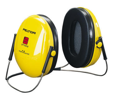 Peltor Optime One Ear Defenders Neckband