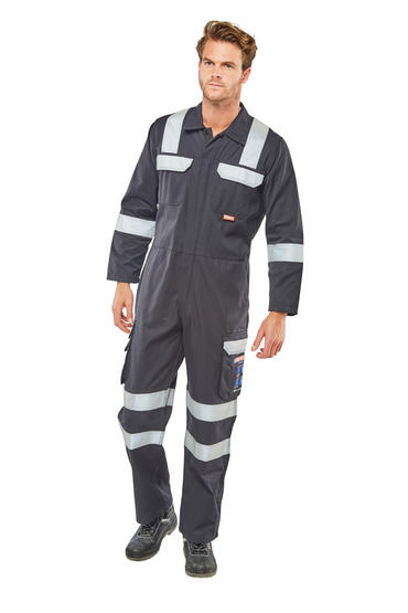 Click Arc Compliant Coveralls Fire Retardant