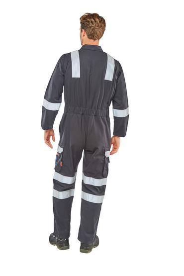 Click Arc Compliant Coveralls Fire Retardant Thumbnail 2