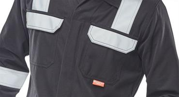 Click Arc Compliant Coveralls Fire Retardant Thumbnail 3