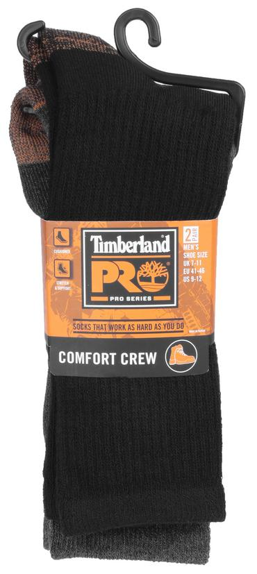 Timberland pro Work Socks 2 Pack Thumbnail 2