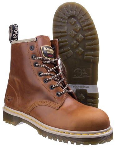 Dr Martens Icon Safety Boot Tan