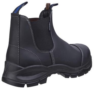 Blundstone 910 Safety Dealer Boots Black Thumbnail 3
