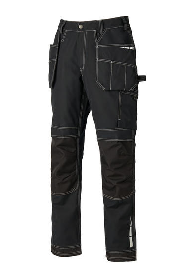 Dickies Extreme Pro Work Trousers Black