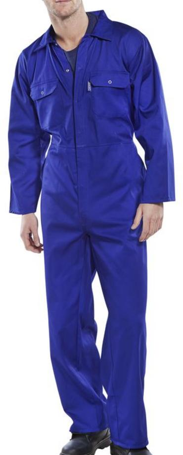 Click Polycotton Boilersuit  Thumbnail 6