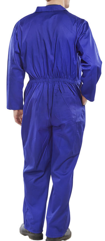 Click Polycotton Boilersuit  Thumbnail 7