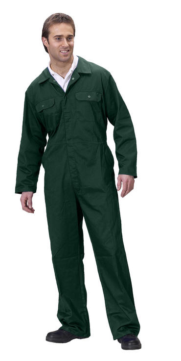 Click Polycotton Boilersuit  Thumbnail 3