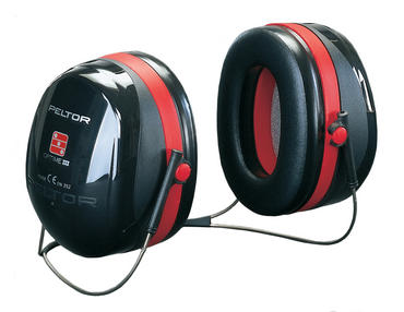 Peltor Optime III Ear Defenders Neckband