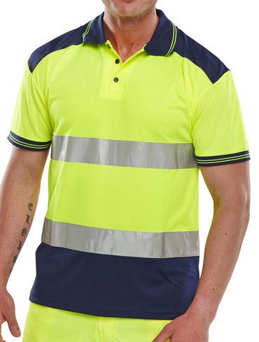 Hi Viz Polo Shirt  Thumbnail 2