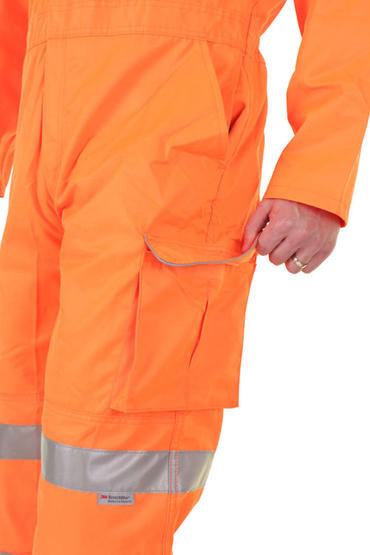 Be Seen Hi Viz Railspec Coverall  Thumbnail 5