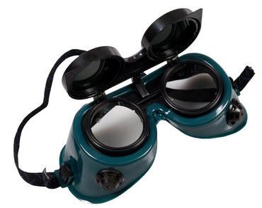 B Brand Flip Front Welders Goggles