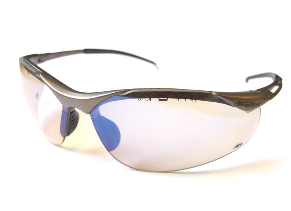 Bolle Contour Safety Glasses Clear ESP | The Safety Shack