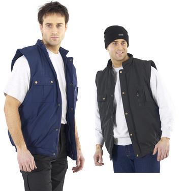 Click Workwear Hudson Bodywarmer Gilet