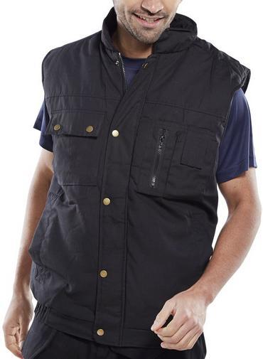 Click Workwear Hudson Bodywarmer Gilet Thumbnail 2