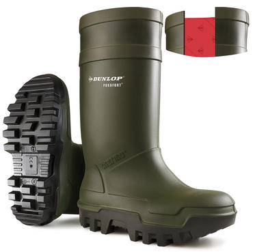 Dunlop Purofort Thermo Safety Wellies