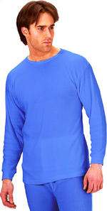 Click Thermal Vest Long Sleeve