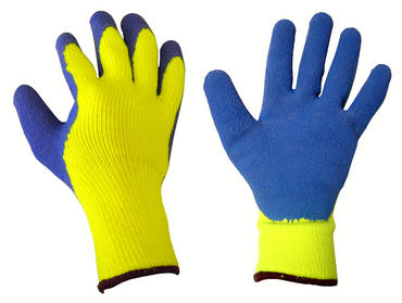 Click 2000 Latex Dipped Coldstar Gloves Pair