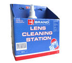 B Brand Lens Cleaning Station