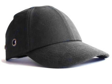 Safety Baseball Cap Black