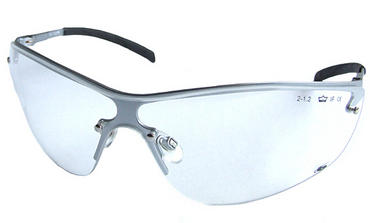 Bolle Silium Safety Glasses Clear  Thumbnail 1