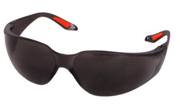 B Brand Vegas Safety Glasses Smoked
