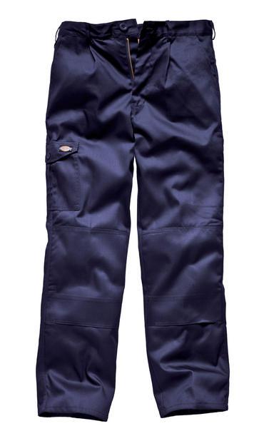 Dickies Super Redhawk Trousers WD884 Black/Navy Thumbnail 2