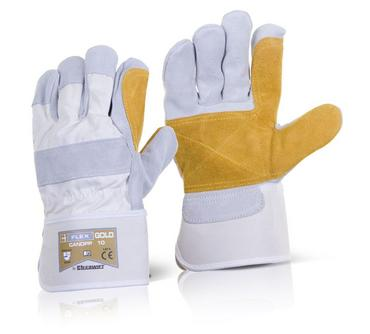 Canadian Double Palm Rigger Gloves 10 Pack