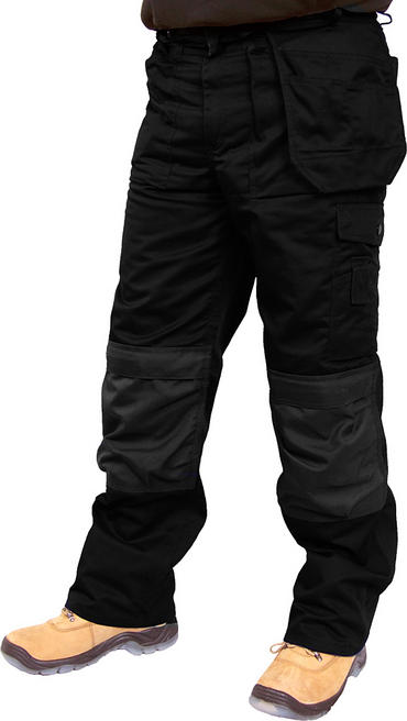 Click Premium Multi Pocket Work Trousers  Thumbnail 2
