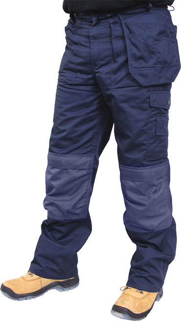 Click Premium Multi Pocket Work Trousers