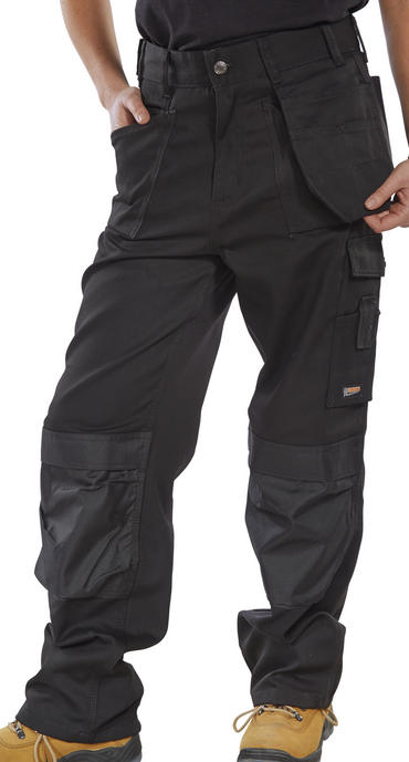 Click Premium Multi Pocket Work Trousers  Thumbnail 6