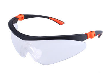 Click Traders Roma Safety Glasses Clear