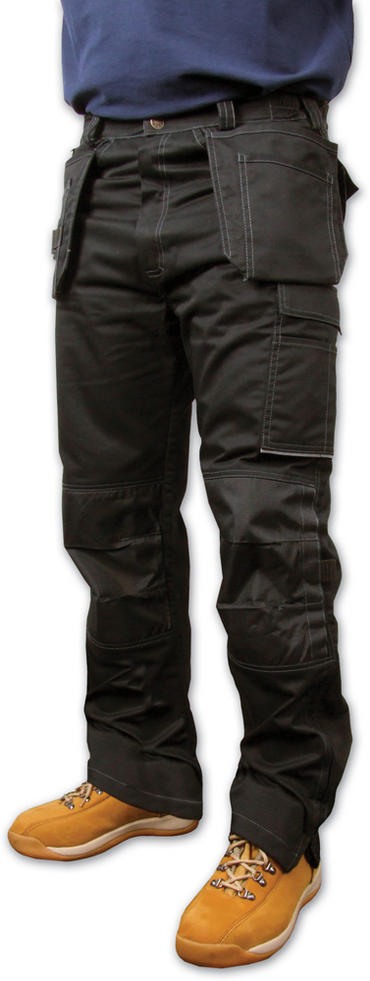Click Shawbury Multi Pocket Work Trousers