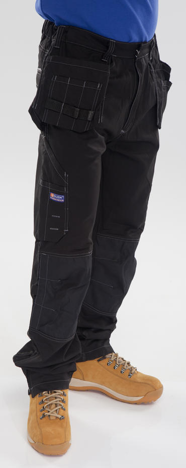 Click Shawbury Multi Pocket Work Trousers  Thumbnail 2