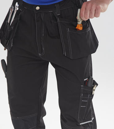 Click Shawbury Multi Pocket Work Trousers  Thumbnail 3