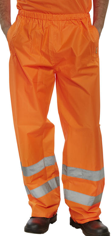 Hi Viz Waterproof Suit Thumbnail 3