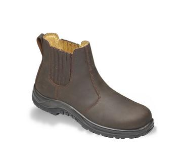 V12 Stallion Safety Dealer Boots