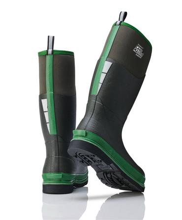 Dickies Landmaster Pro Safety Wellies 6-12 Thumbnail 3